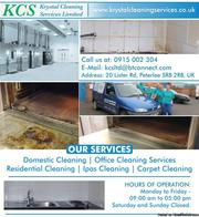 Krystal Cleaning Services