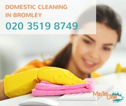 Domestic cleaning services in Bromley