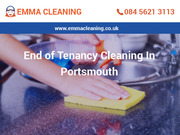 End of Tenancy Cleaning Service in Portsmouth