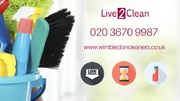 One off cleaners Wimbledon