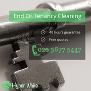 End of tenancy cleaning in Surrey