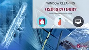 Reliable window cleaners Wimbledon