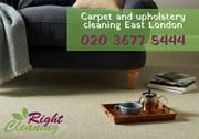 Efficient carpet cleaning East London - Bow,  Whitechapel